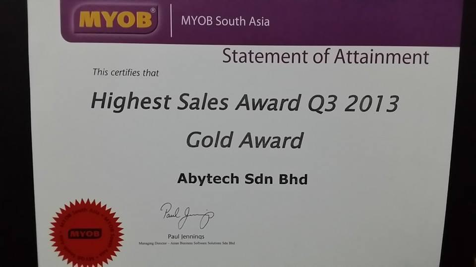 myob 4
